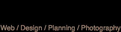 Main design Web/Design/Planning/Photography